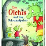 Die Olchis Und Das Schrumpfpulver Erhard Dietl Oetinger 9783789108105