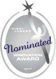 Nominated für den Innovation-Award 2017 der Kind + JugendNominated für den Innovation-Award 2017 der Kind + Jugend