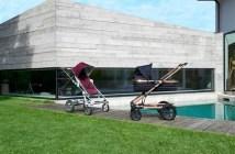 Seed Kinderwagen an Britax Römer verkauft
