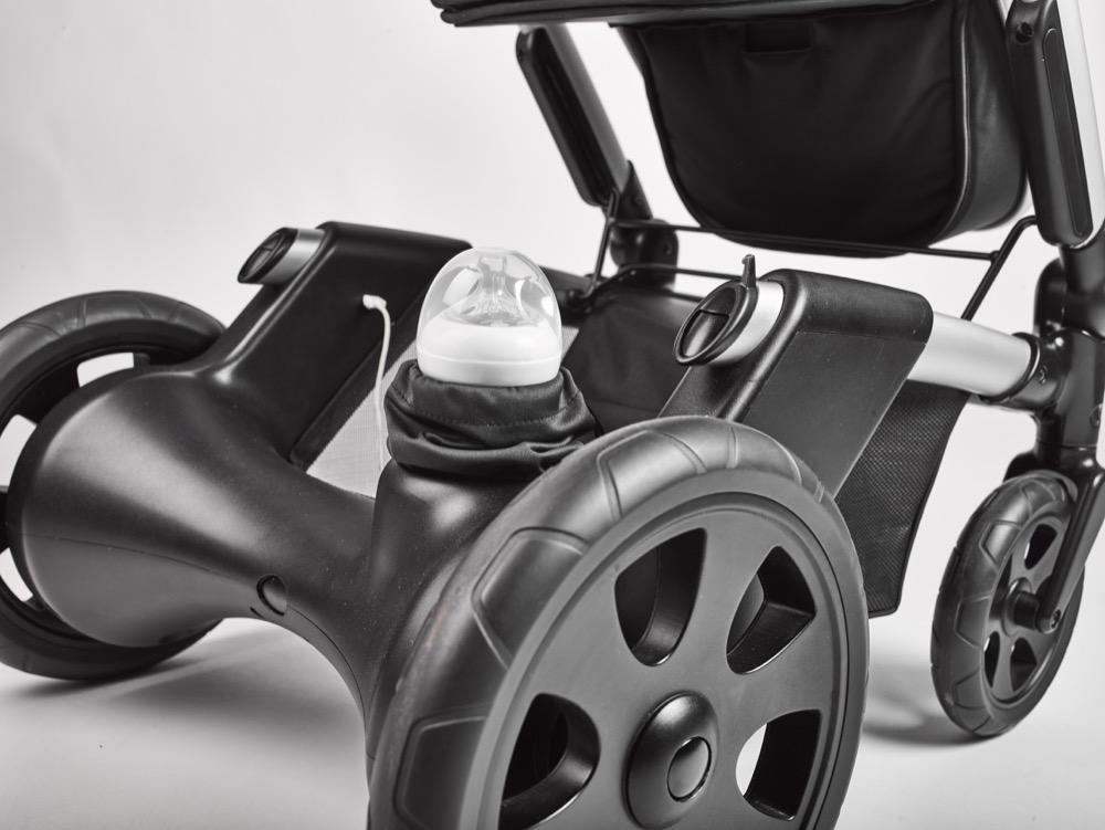 Heetee: Kinderwagen als Kraftwerk