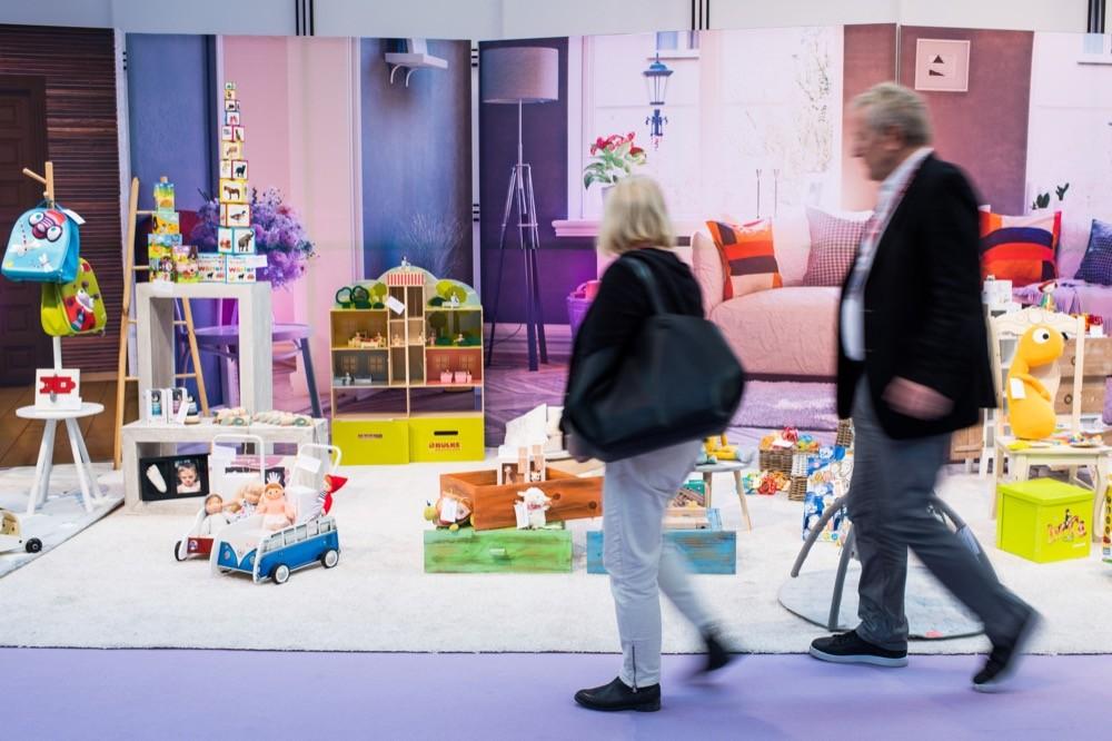 Spielwarenmesse: Messe Neuheiten 2018: Baby und