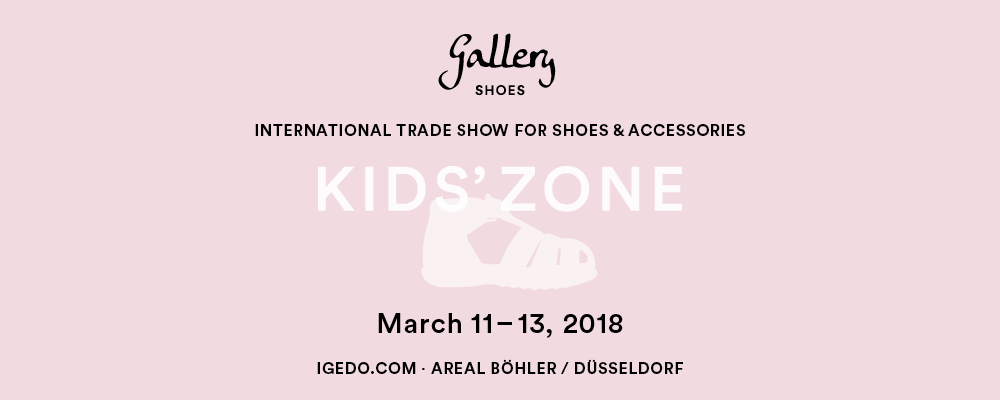 Schuhmesse Gallery Shoes im März 2018