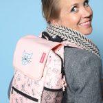 Katinka Frank von Reisenthel Accessoires GmbH & Co. KG. Im Web unter: www.reisenthel.com – auf der Kind + Jugend 2017 beim Childhood-Business-Shooting 'My Favourite Item'