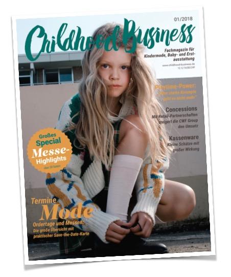 Cover der Ausgabe 01/2018