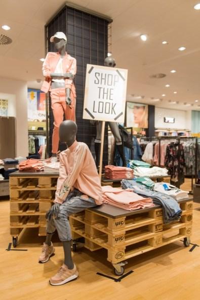 Shop the Look - ein Trend und Service für die Kunden.
