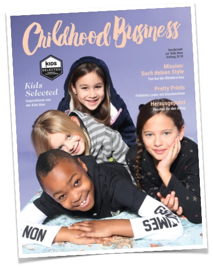 Cover des Ausgabe Kids Selected Vol. 4 (AW18/19)