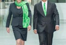 Claudia Kersten und Rahul Bhajeka bilden die neue Doppelspitze bei GOTS