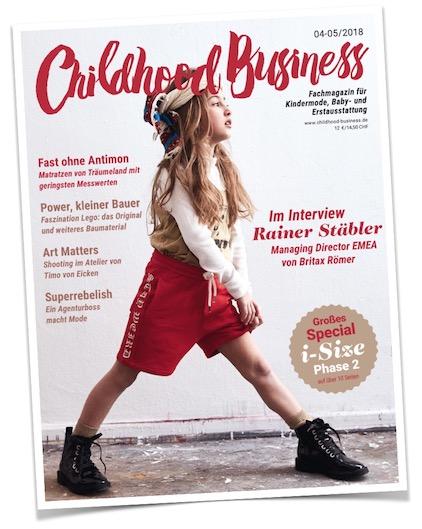 Cover der Ausgabe 04-05/2018