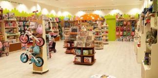 Shop von Eurekakids in Spanien