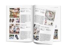 Zahlreiche Marken der Kinderschuh Ordertage werden auch redaktionell vorgestellt