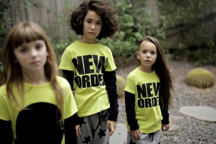 """Erste Eindrücke der ersten Kids-Kollektion """"Celinununu"""" vom Celin Dion"""
