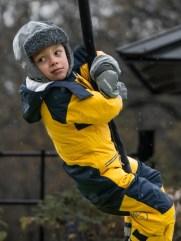 Die neue Didrikson AW19-Kollektion - Sport Kids