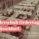 2019 02 Kinderschuh Ordertage in Düsseldorf im SOC Breitscheid