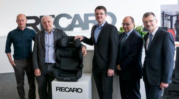 Büroeröffnung von Recaro in Bayreuth Ende Mai 2019