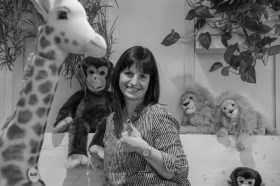 Showroom Schkeuditz: Franziska Säubrich, Area Sales Manager NBL