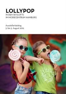 Cover des Katalogs der Lollypop im August 2019