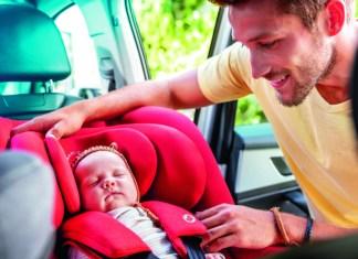 Sicherheit auf allen Wegen: Der neue Maxi-Cosi Beryl kann von der Geburt bis zum siebten Lebensjahr genutzt werden.
