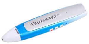 uch der Betzold Verlag bietet einen sprechenden Stift an. Tellimero heißt das Modell, welches nicht nur Kindern beim Lesenlernen hilft, sondern auch im Fremdsprachenunterricht ein praktischer Helfer ist. Der Stift ist auf Deutsch, Englisch oder Französisch nutzbar. Zugehörig sind 400  Sticker, von denen 200 mit Tiergeräuschen, Lauten und Instrumenten bespielt sind. Die anderen 200  Aufkleber können selbst bespielt werden. Für Kinder ab vier Jahren. UVP: 64,95 Euro