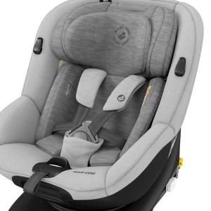 Das herausnehmbare Neugeborenen-Inlay für die kleinsten Fahrgäste.