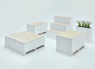 Neue Möbel für die in Squares umbenannten Kinderschuh Ordertage - 1