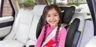 Mit dem i-Traver sind auch größere Kinder sicher im Auto unterwegs.