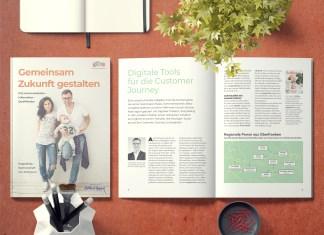 Cover der Sonderbroschüre zum KIQ-Event von HappyBaby und neuen regionalen Herstellern aus Oberfranken