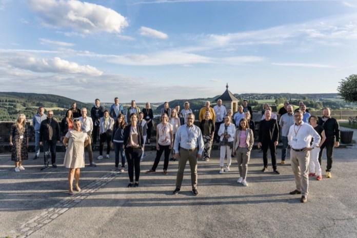 KIQ-Event mit HappyBaby und der EK Servicegroup sowie neun regionalen Herstellern aus Oberfranken