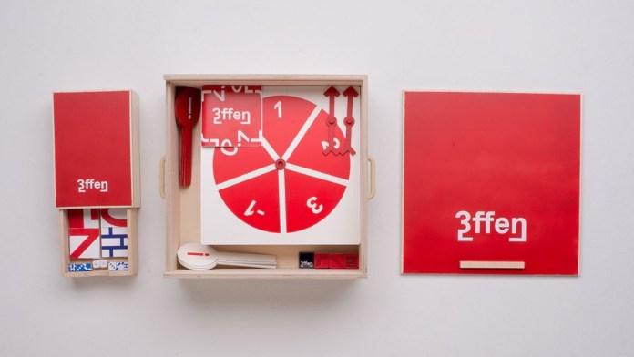 Nominiert für den Kids Design Award 2020: Paula Boldrin: 3ffen