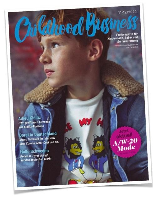 Cover der Ausgabe 11-12/2020 von Childhood Business