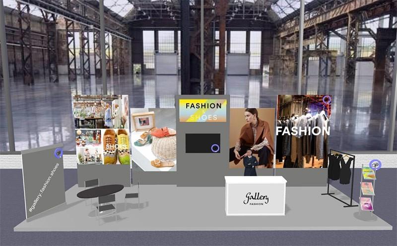 Die Gallery Shoes und Gallery Fashion werden ab 2021 digital - nach der Absage vor Ort gibt es für 14 Tage eine virtuelle Veranstaltung