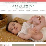 Screenshot der Marke Little Dutch