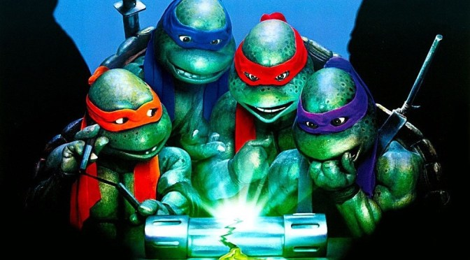 TMNT 2 The Secret of the Ooze
