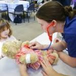 "TEDDY BEAR CLINICS: A ""PAWS-ON"" HEALTH EDUCATION MODEL"