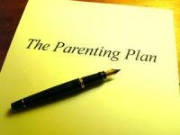 Image result for parenting plan