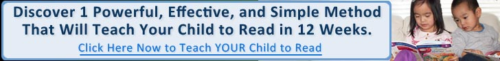 How To Teach Phonics Reading To Your Child