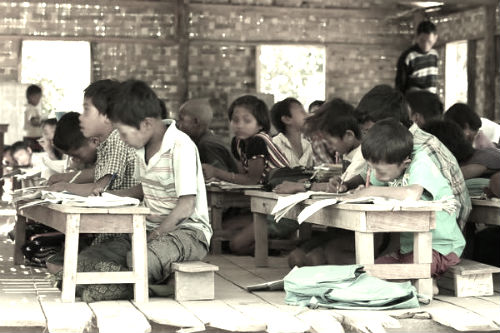 education in myanmar (burma)