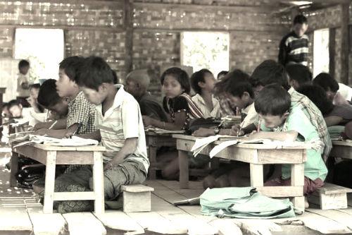 education in myanmar (burma)