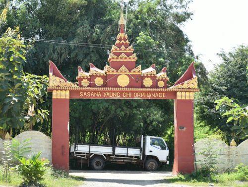 orfanotrofio sasana yaung chi-nyaung shwe lago inle birmania - children do matter