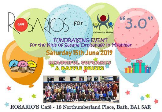 rosario's for children do matter 3.0 - fudraising event