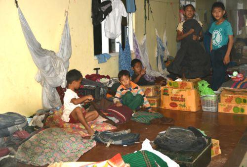 sasana orphanage dormitory - children do matter