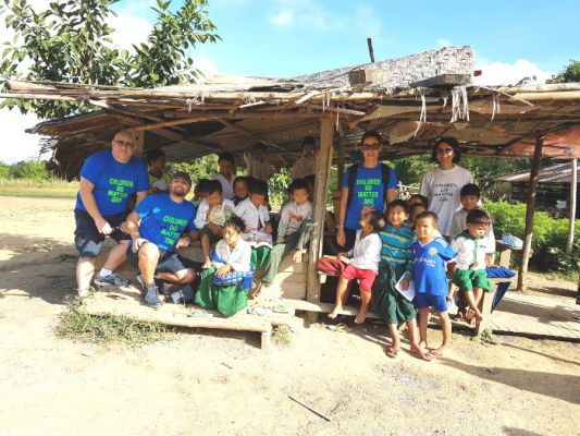 sasana orphanage visit myanmar 2017 - children do matter