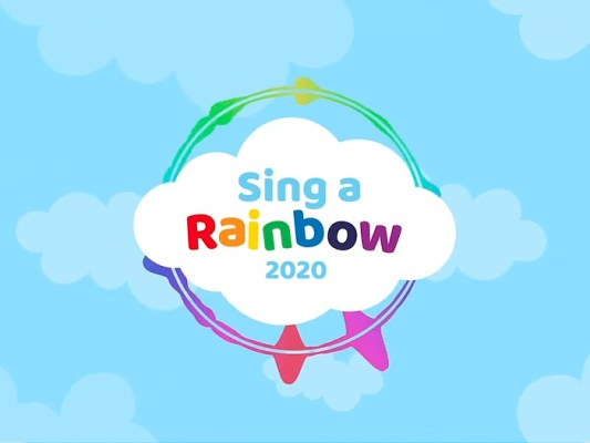sing a rainbow 2020 - children do matter