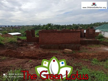 the making of the green lotus orphanage in blantyre malawi - children do matter - 16