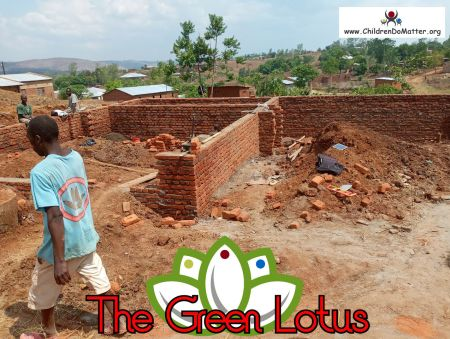 the making of the green lotus orphanage in blantyre malawi - children do matter - 5
