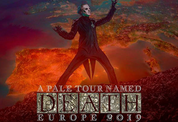 A Pale Tour Named Death Europe 2019 Vip Info Children Of Ghost