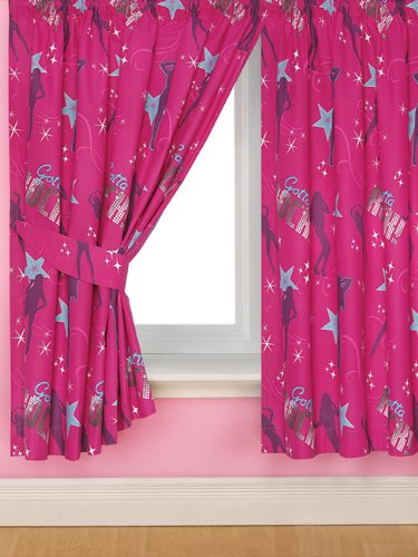 Hannah Montana Curtains