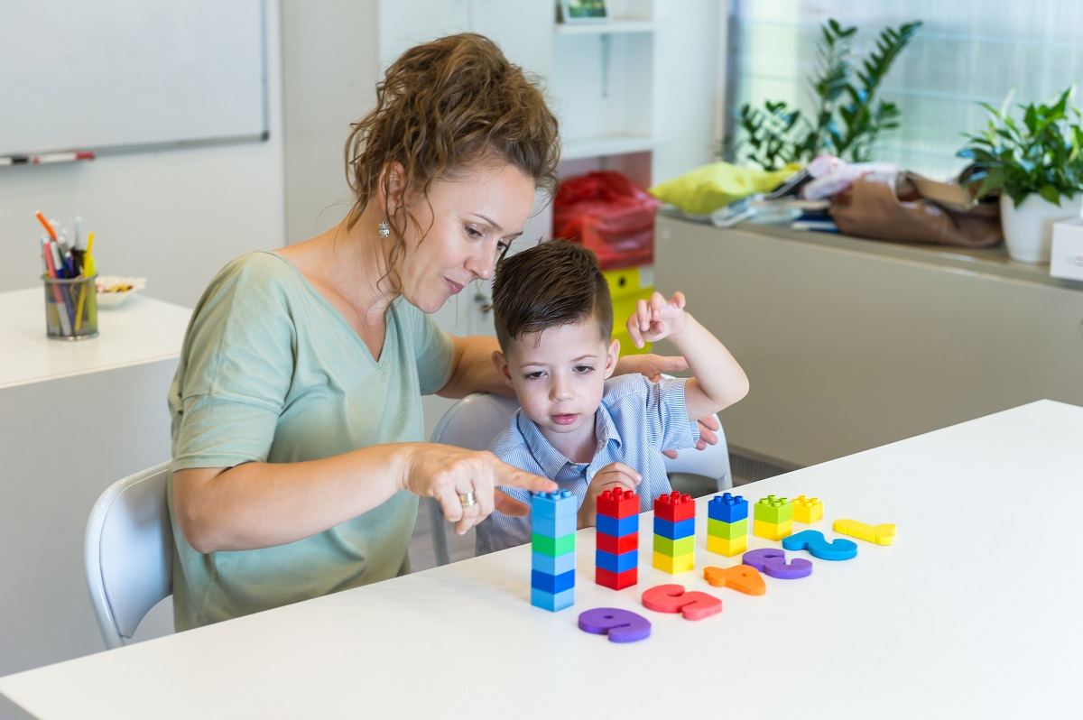 Tips To Help Teach Math To Your Pre K Child