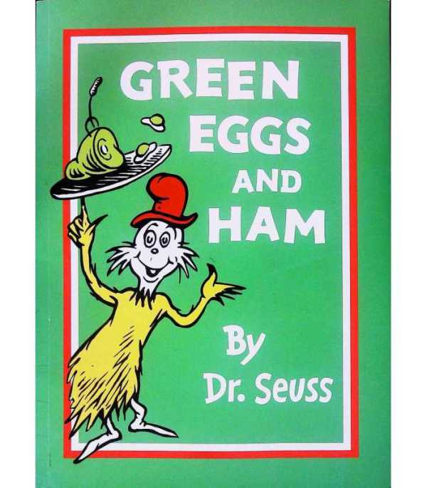 green eggs and ham # 42