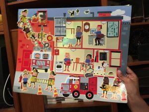 Photo.Firetruck storyboard