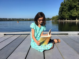 Tweens are readers too! Photo: PPW